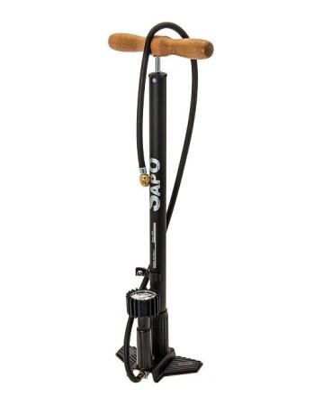 Pompe per biciclette con manometro