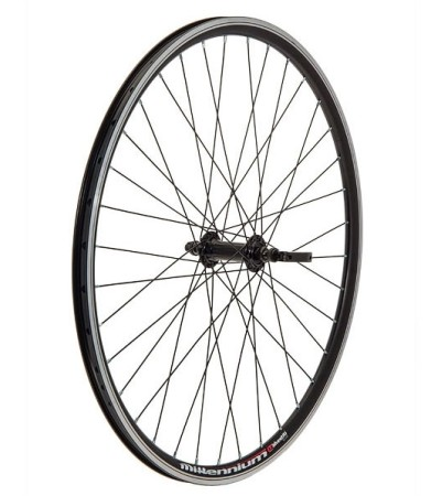 """Brn 28"""" City Bike"""