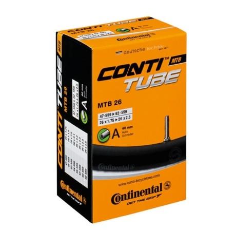 """Continental camera d' aria MTB 26"""""""