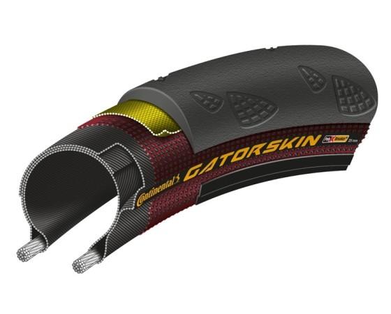Continental Gatorskin copertoncino per bici da corsa