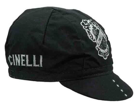 Cinelli crest cappellino