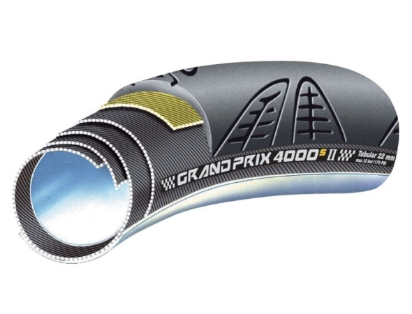 Continental Grand Prix 4000 S II tubolare