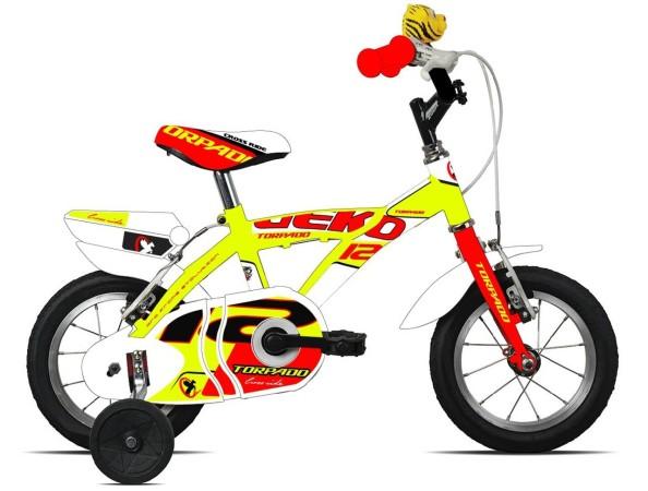 "Torpado Geko T690, bicicletta bimbo 12"""