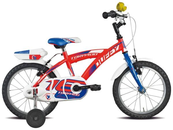 "Torpado Duffy T675, bicicletta bimbo 16"""