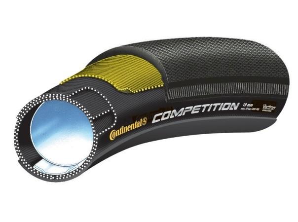Continental Competition tubolare