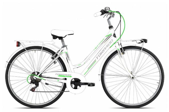 Torpado Albatros Lady T481 City Bike donna
