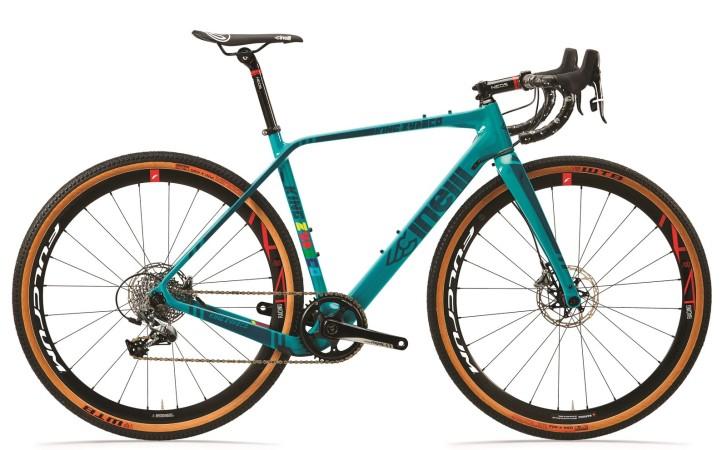 Cinelli King Zydeco gravel bike