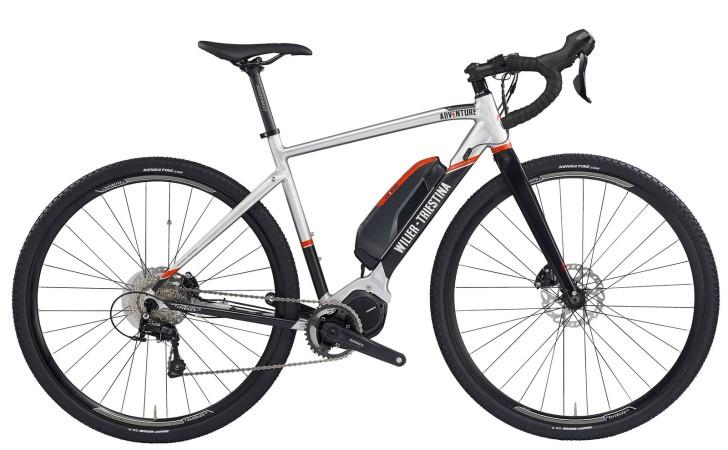 e-bike gravel