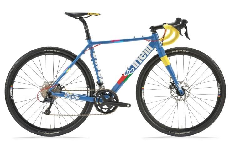 Cinelli Zydeco La La gravel bike