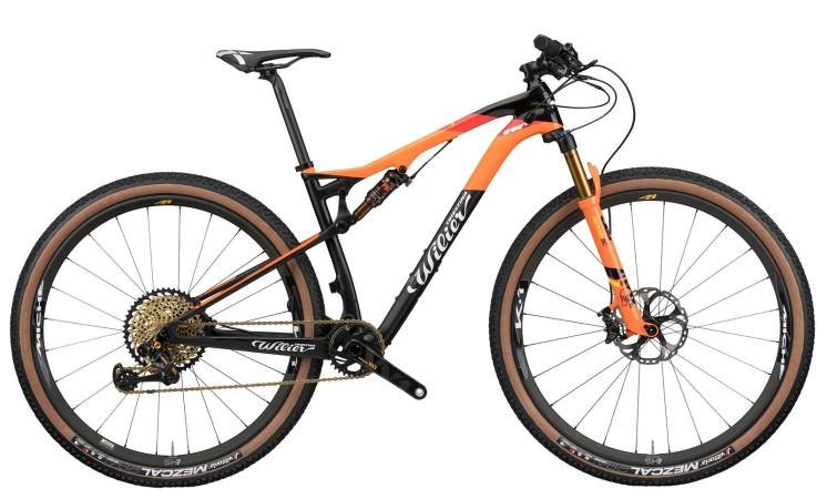 Mountain bike full suspension