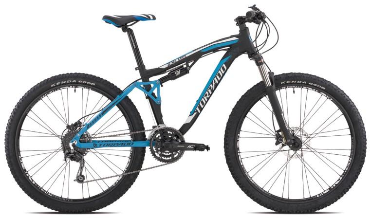 "Mountain bike full suspension 27,5"""
