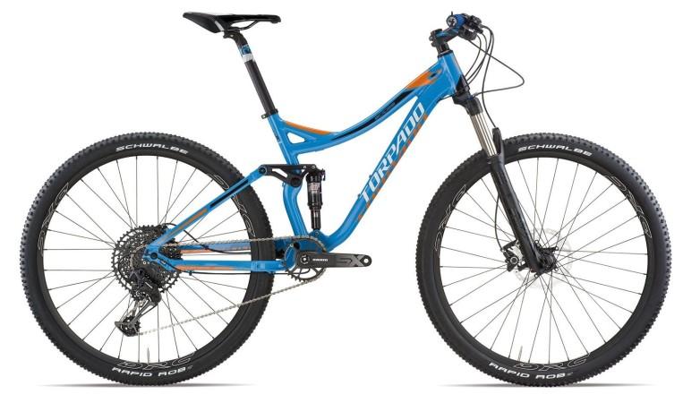 Torpado Matador A XT 1x12V - Mountain bike Full Suspended