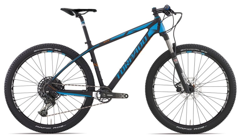 "torpado nearco n - XC 27,5""  mountain bike"