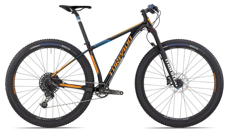 "Torpado Ribot A+ - mountain bike 29"" plus"