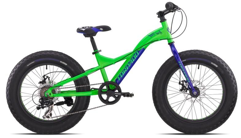 "Torpado Big Boy 20"" - Fat bike"