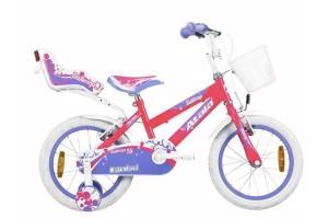 """Atala Ballerina 16"""" 1V bicicletta bimba"""
