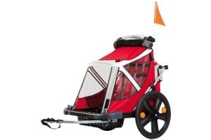 Bellelli B-Travel carrello posteriore per trasporto bambini
