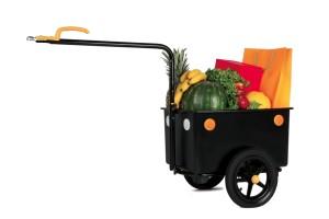 Bellelli Eco Trailer carrello posteriore per trasporto