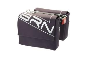 Brn Trendy borse posteriori per biciclette