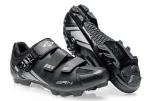 Brn Shark mtb scarpa mountain bike