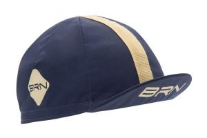 Brn cappellino da ciclismo
