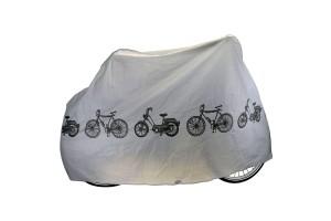 Brn telo copri-bicicletta