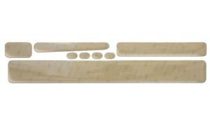 Brn kit di protezioni telaio