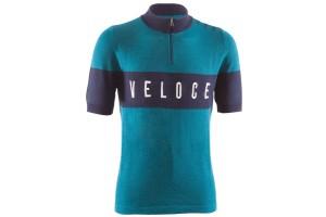 Brn maglia da ciclismo vintage