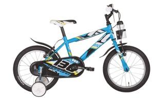 "Montana Bolt 16"" bicicletta bimbo"