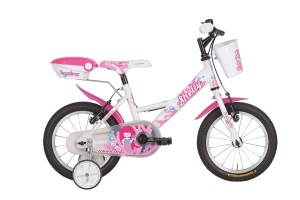 "Montana Shelly 14"" bicicletta bimba"