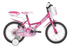 "Montana Shelly 16"" bicicletta bimba"