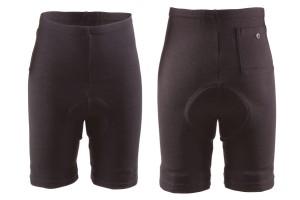 Brn pantalone da ciclismo vintage