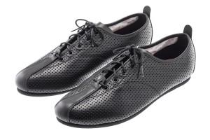 Brn scarpa da ciclismo vintage