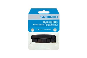Pattini freno Shimano per biciclette (Brake Shoes)