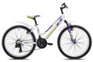 """Bicicletta da bambina 24"""" Mtb"""