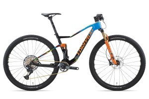 Torpado Renero Mountain bike Full Suspended
