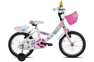 "Torpado Trilly T671, bicicletta bimba 16"""