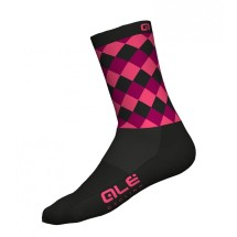 ALE'  RUMBLES Pink CALZA CICLISMO