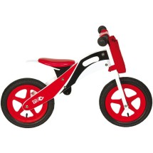 BRN BALANCE BIKE RACING ROSSA