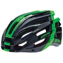BRN ARROW Casco nero/verde