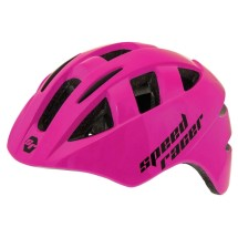 BRN SPEED RACER CASCO - FUXIA