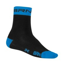 BRN CALZINO - NERO/BLU