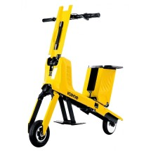 ICONE VOYAGER ACTIVE TROLLEY yellow
