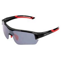BRN CX100 occhiali polarizzati - nero/rosso