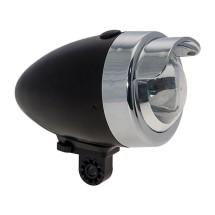 BRN 1 LED VINTAGE EYE 50 mm - NERO
