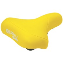 BRN BUBBLE SELLA BICI GIALLO