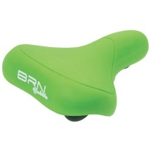 BRN BUBBLE SELLA BICI VERDE