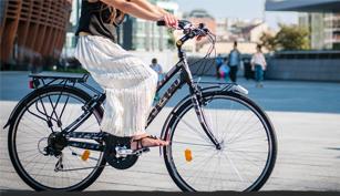 Bicicletta Atala da donna