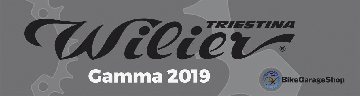 Wilier Triestina gamma prodottti 2019