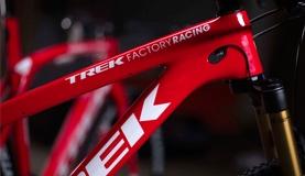 Bicicletta Trek mountain bike